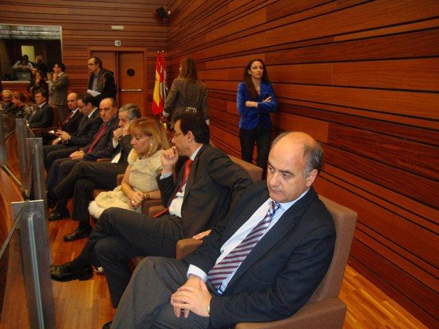 García Nieto En La Celebración Del  XXIX Estatuto De Autonomía