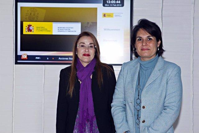 Rosa Rodríguez Y Jimena Delgado
