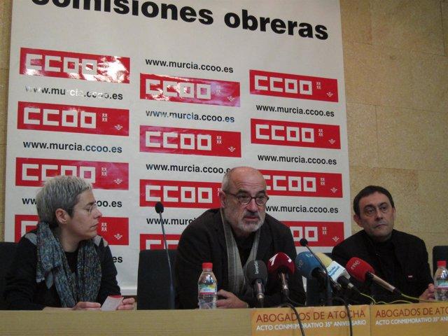 Centro, Superviviente De Los Asesinatos De Atocha, Alejandro Ruiz-Huerta