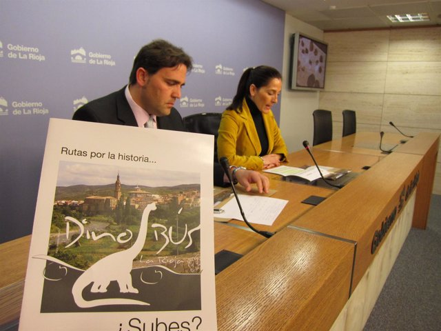 Presentación 'Dinobús' Y 'Celtibús'