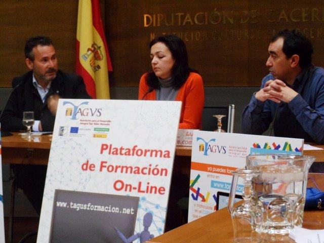 Plataforma On-Line