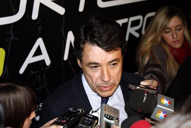 Ignacio González,