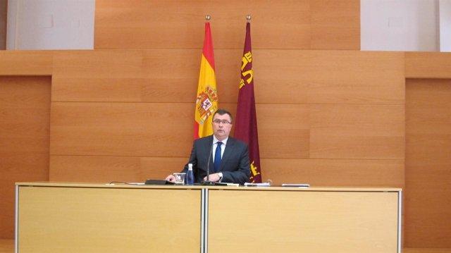 El Portavoz Del Gobierno Regional