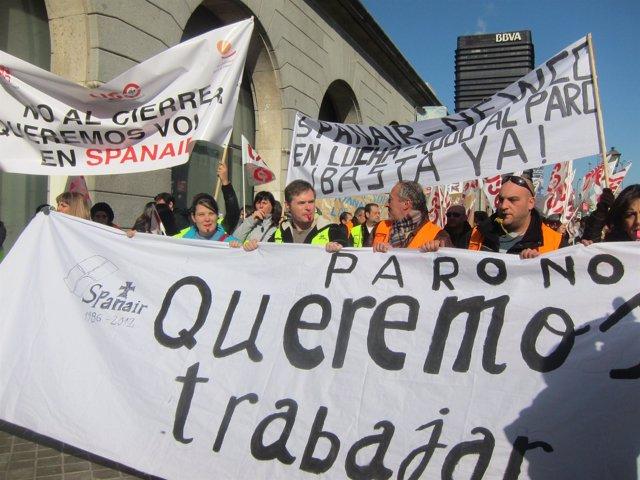 Trabajadores De Spanair