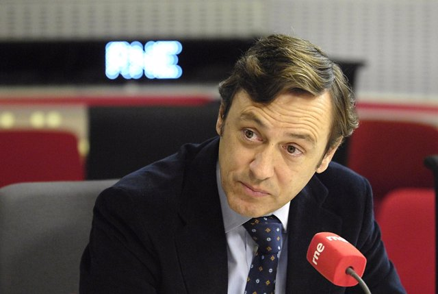 Rafael Hernando, Portavoz Adjunto Del PP En El Congreso