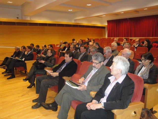 Alcaldes Y Concejales Se Reúnen Con La Diputación De Lleida