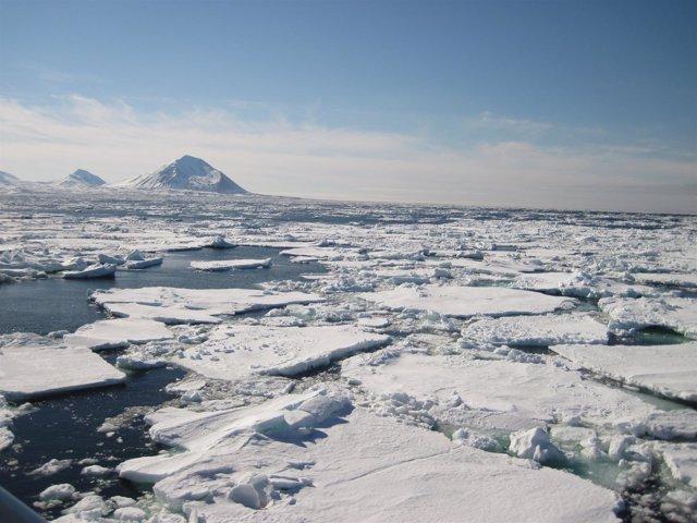 Efectos Peligrosos Del Cambio Climático Ya Se Notan En El Ártico