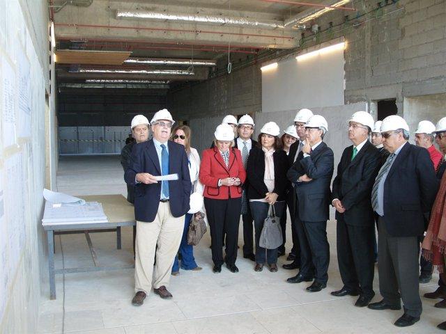 Exposición Del Proyecto Del Nuevo Edificio Judicial.