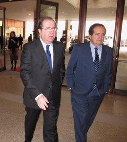 Herrera (I) Y Lucas Acceden A Las Cortes
