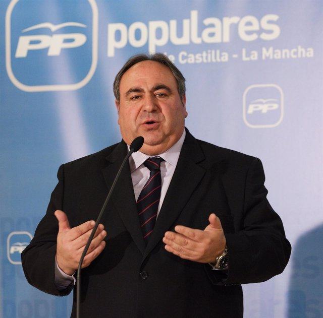 El Secretario General Del PP C-LM