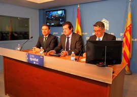 La Generalitat cesa Felip y Alexandre Catalá y abrirá expediente si hay funcionarios imputados judicialmente