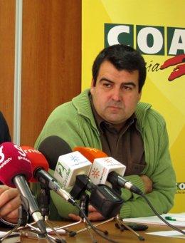 Andrés Góngora (COAG)