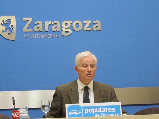 Eloy Suárez, Portavoz PP