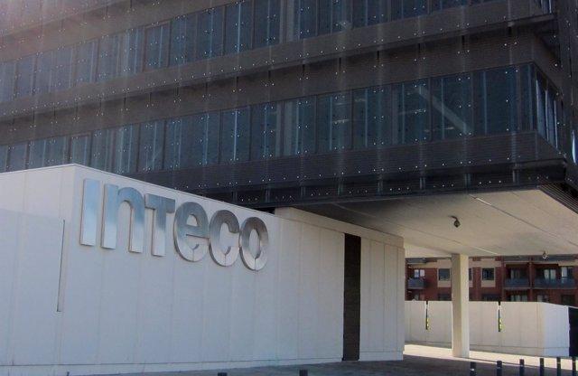 Fachada Del Inteco En León Capital.