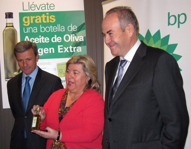 Campaña Gruipo BP Para Promocionar Andalucía