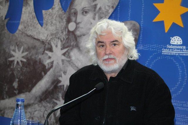 Gabarrón En La Fundación Salamanca Ciudad De Cultura Y Saberes
