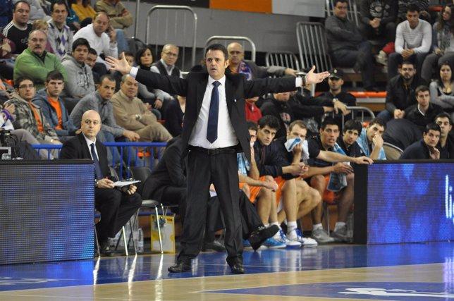 Porfirio Fisac Baloncesto Fuenlabrada - CAI Zaragoza