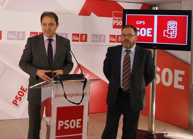 Gordo (I) Y Montes Abordan Los Efectos De La Reforma Laboral.