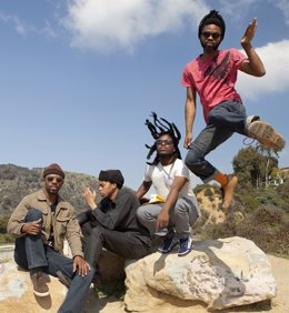 El Grupo BLK JKS actuará en el Sónar 2012