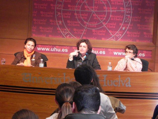 La Directora General De Economía Social Y Emprendedores, Ana Barbeito.