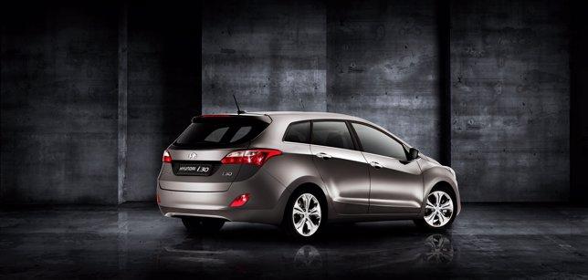 Versión familiar del i30 de Hyundai