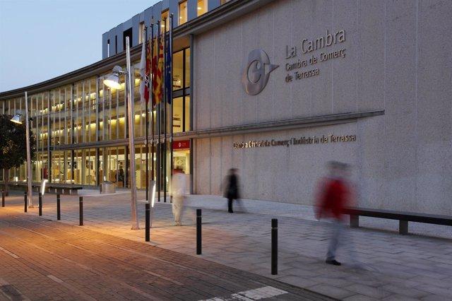 Cámara De Comercio De Terrassa (Barcelona)
