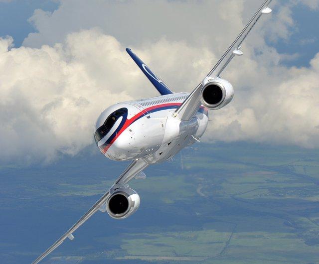 Aeronave Sukhoy Superjet 100