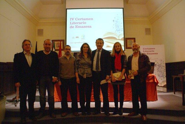 José Antonio Ramírez Y Debora Joan Garber, Premios Literarios