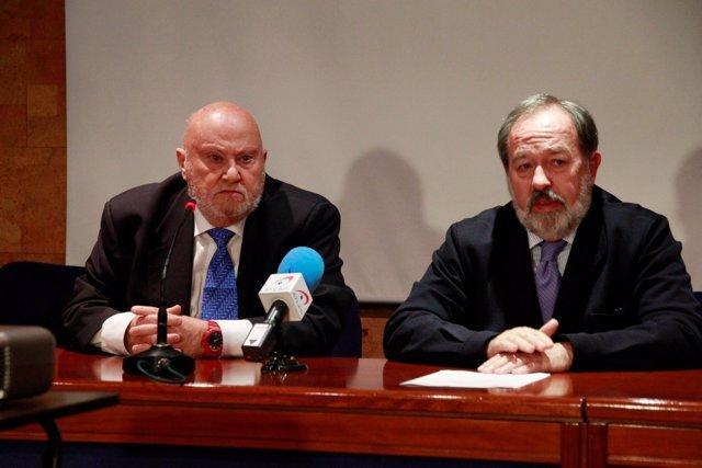 Los Especialistas Miguel Rufo Y Alfonso Carmona