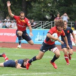 Selección Español Rugby A Siete