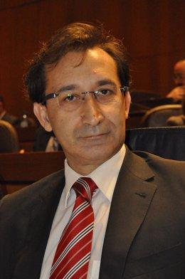 José Luis Saz, Consejero De Hacienda