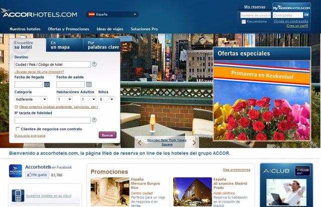 Accor Inaugura Una Tienda 'Online' Con Muebles De Segunda Mano
