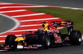 """Fórmula 1.- Webber (Red Bull): """"Lo hemos hecho bastante bien en estos primeros tests, el sentimiento es realmente bueno"""""""
