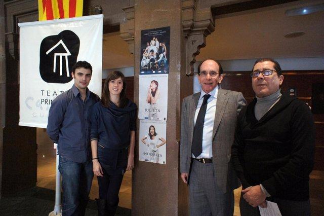 Presentación De La Obra 'Locos Por Romeo y Julieta'