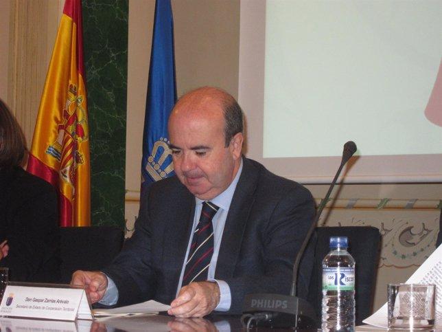 Gaspar Zarrías