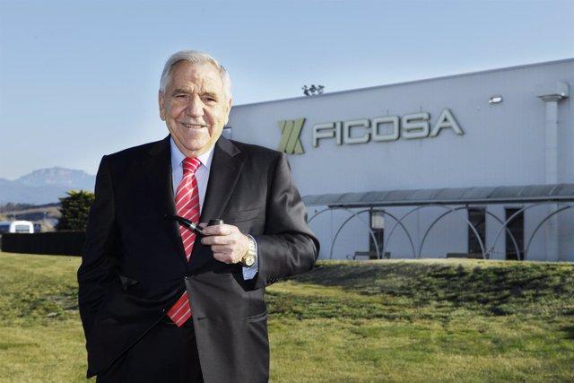 El presidente de Ficosa, Josep Maria Pujol