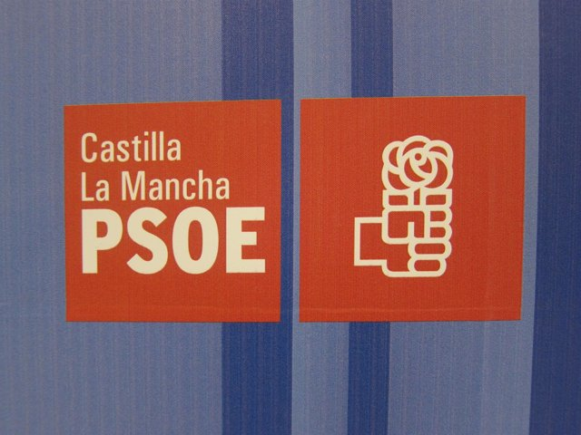 Logotipo PSOE De C-LM