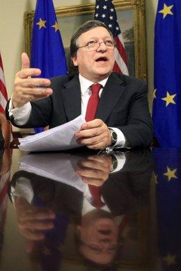 Presidente De La Comisión Europea, José Manuel Durao Barroso