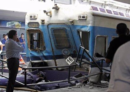 "El maquinista del tren siniestrado en Argentina: ""el mecanismo falló"""