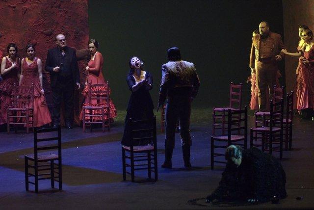 Estreno De De La Vida Breve De Giancarlo Del Monaco Para El Palau En 2010.