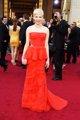 Michelle Williams posando sobre la alfombra roja d
