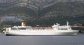 Costa Cruceros enviará remolcadores como apoyo al crucero 'Allegra', que se encuentra a la deriva
