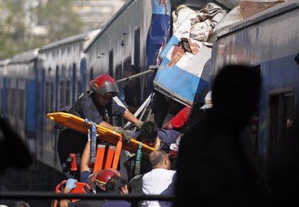 Fernández de Kirchner pide que se aclaren rápido las causas del accidente de tren