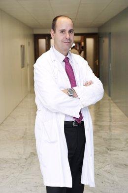 Doctor Javier Cortés, Jefe Del Programa Cáncer Mama VHIO