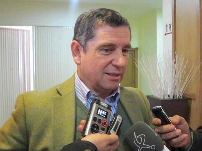 José María Quirós, Director De La Central Nuclear De Almaraz En Cáceres