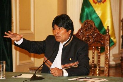 """Morales ordena una """"minuciosa investigación"""" para dar con los responsables de la muerte de dos periodistas"""