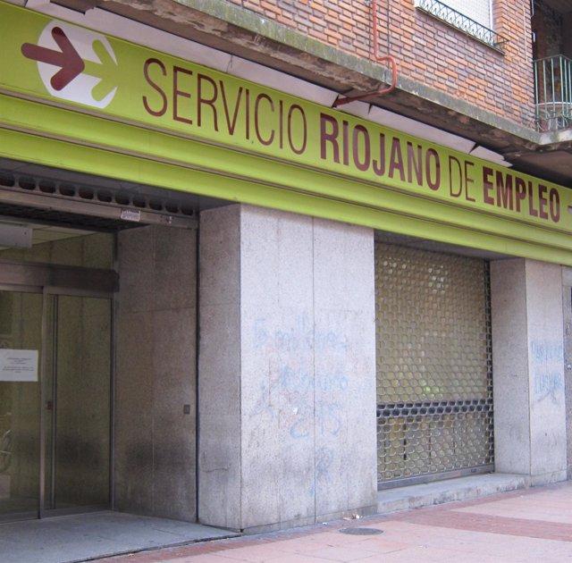 Oficina Del Servicio Riojano De Empleo INEM Paro Desempleo