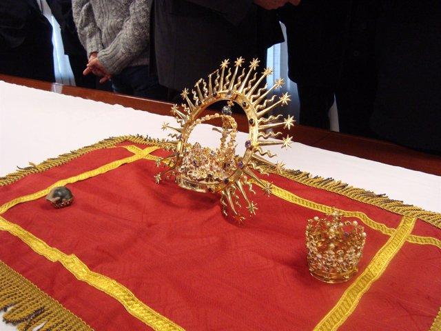 Las Reliquias Recuperadas De La Virgen De La Fuencisla