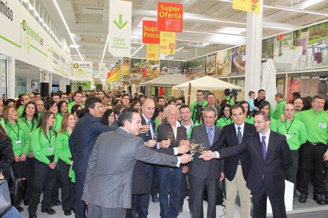Inauguración Leroy Merlin Córdoba