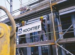 Trabajadores En Obras De Hochtief